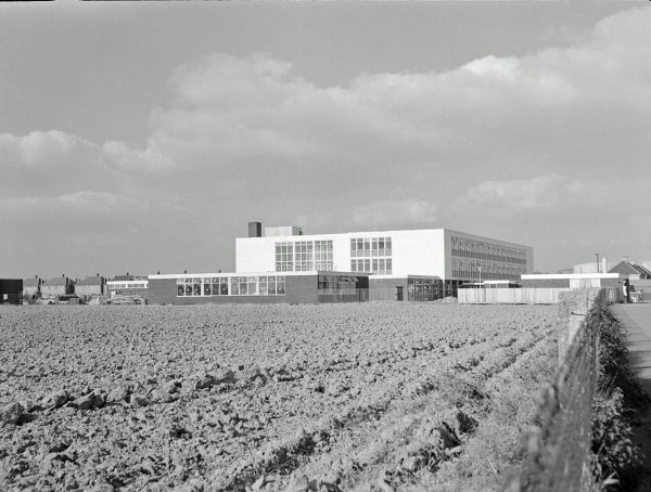 Rush Green Technical College in 1951