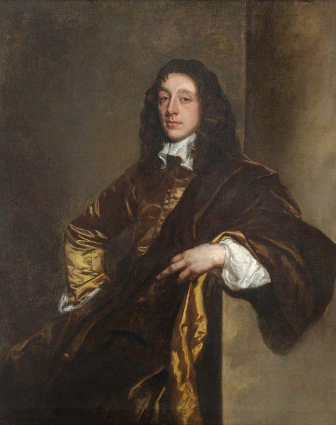 Portrait of Sir Thomas Fanshawe