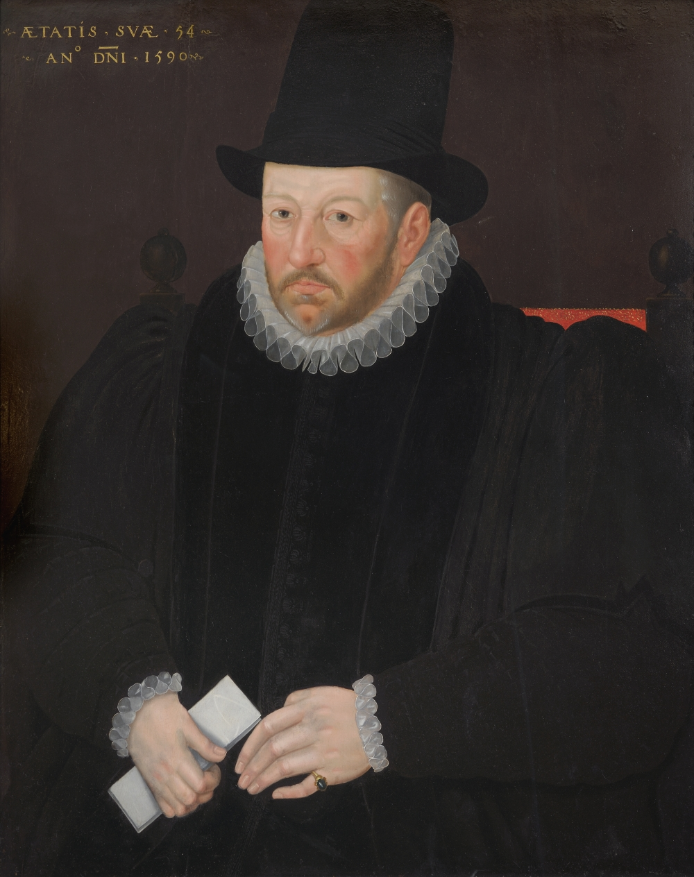 Thomas Fanshawe (1533-1601), 2nd Remembrancer