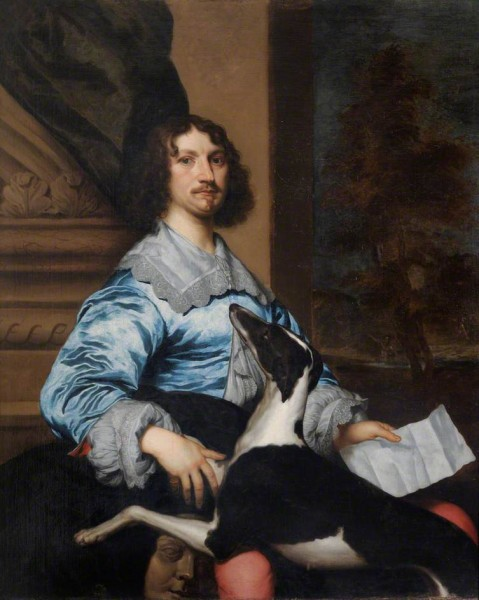 Portrait of Sir Richard Fanshawe by William Dobson